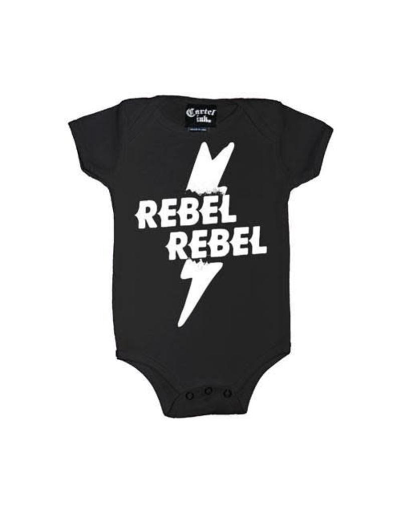 CARTEL INK - One-piece Rebel/Rebel