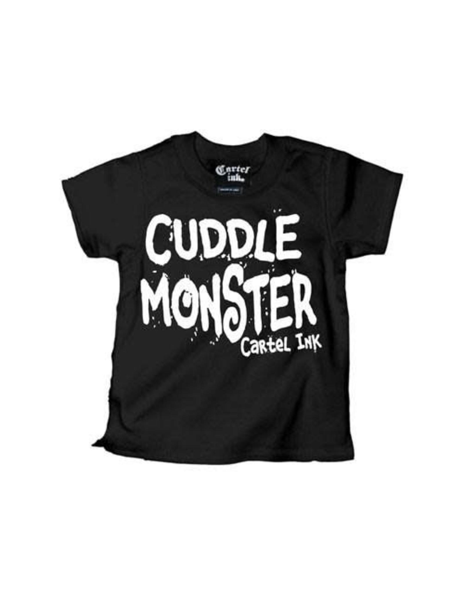 CARTEL INK - Tee Cuddle Monster