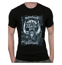 Motorhead Kiss of Death Shirt
