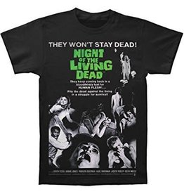 Night of the Living Dead Scenes Shirt
