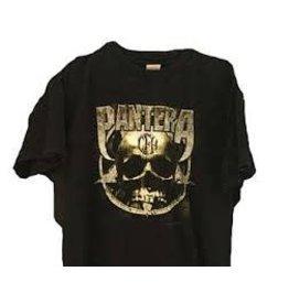 Pantera Yellow Skull Shirt