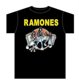 The Ramones Road to Ruins Shirt