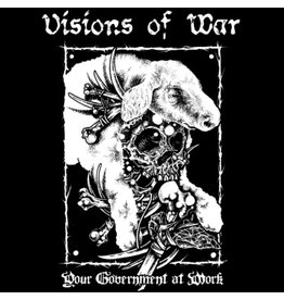 Visions of War Your Government Shirt