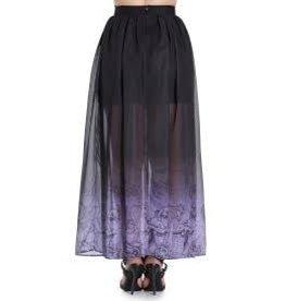 HELL BUNNY - Mythical Long Skirt