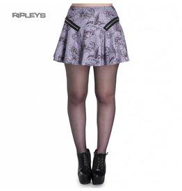 HELL BUNNY - Karis Mythical Mini Skirt