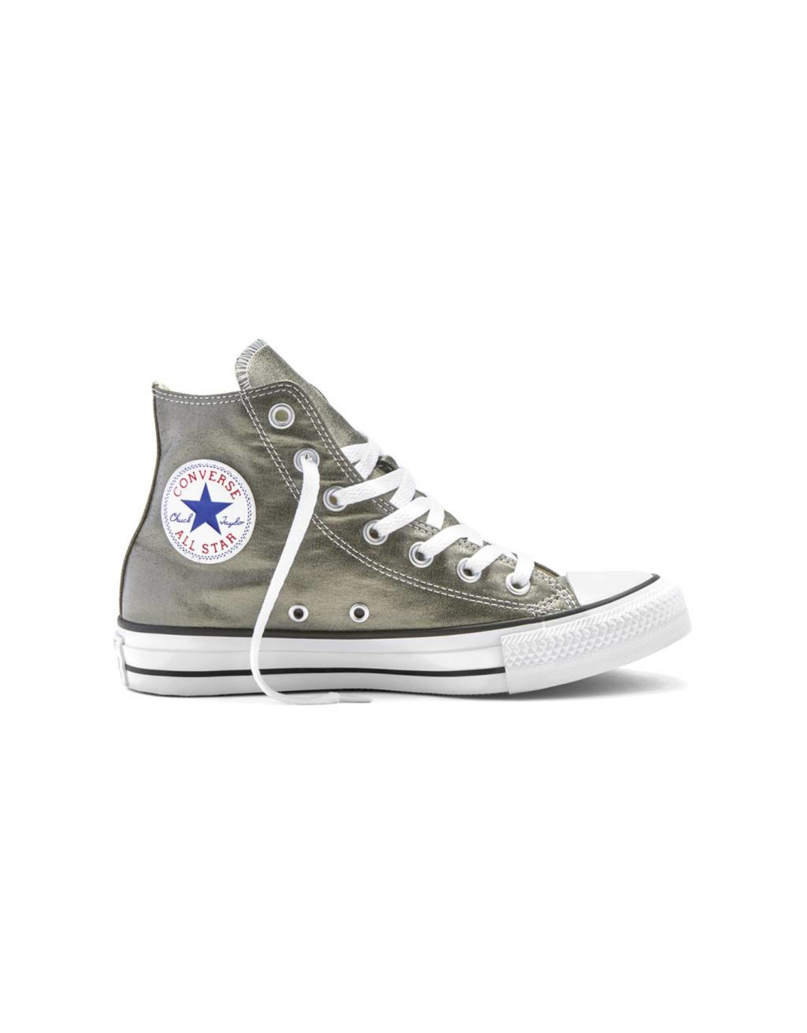 CONVERSE CHUCK TAYLOR HI METALLIC HERBAL/WHITE/BLACK C16MERB-153179C