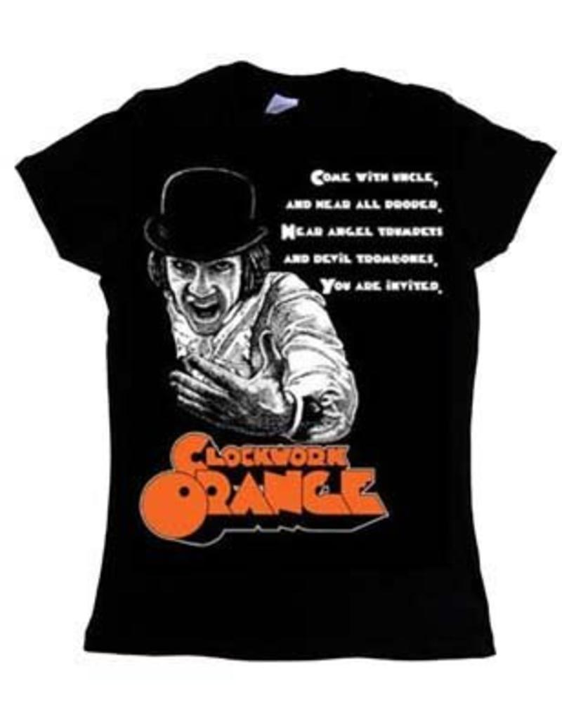 Clockwork Orange Come With Uncle Tiny (Womens)