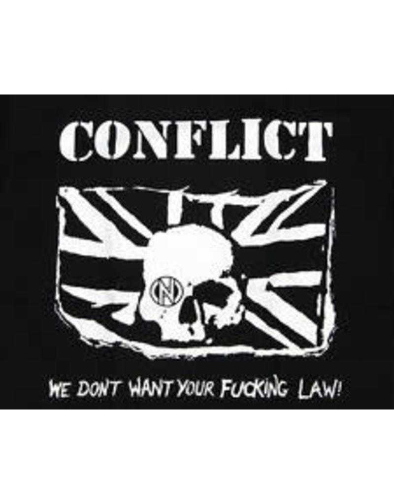 Conflict We Don't Want Tiny (Womens)