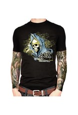 Avenged Sevenfold Hooded Skeleton Shirt