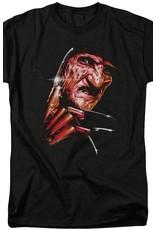 Nightmare on Elm Street Freddy Closeup Shirt