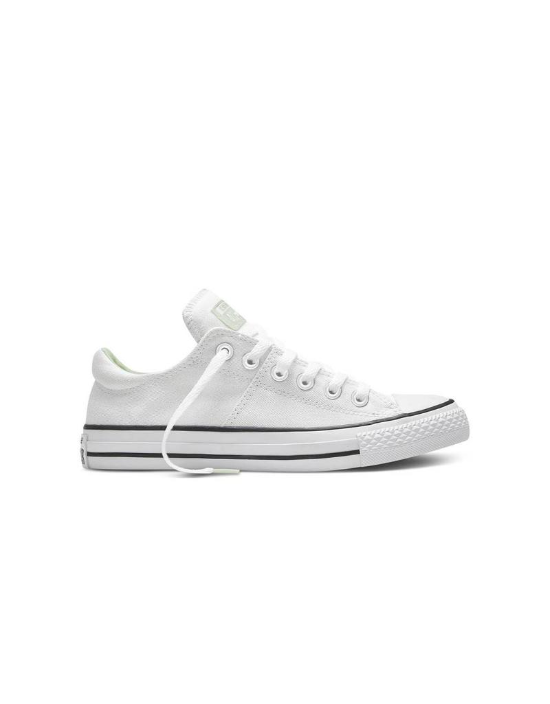 CONVERSE Chuck Taylor All Star  MADISON OX WHITE GREEN C10MWH-551520C