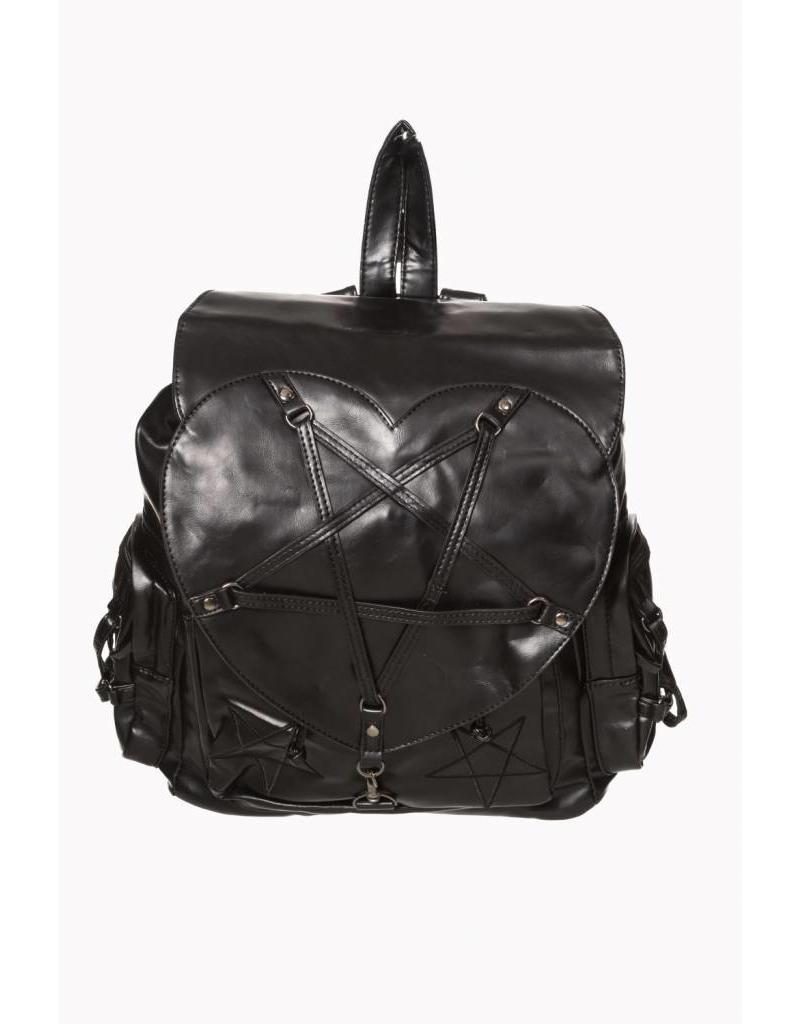 BANNED Banned Jamie Pentagram Backpack