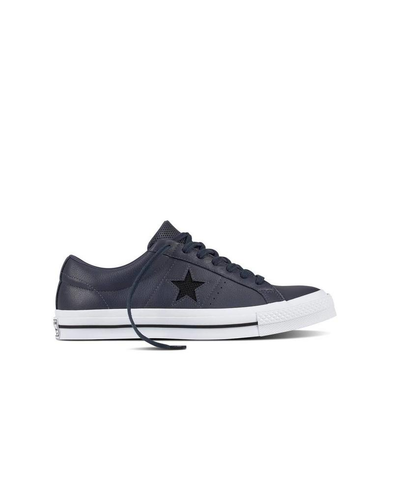 CONVERSE ONE STAR OX SHARKSKIN/BLACK/WHITE CC787SH-158469C