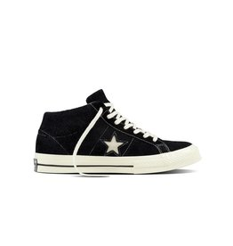 CONVERSE ONE STAR MID BLACK/EGRET/EGRET CS787MB-157701C