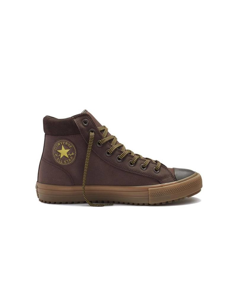 CONVERSE CHUCK TAYLOR BOOT PC HI BURNT UMBER/LEMON/GUM C633BU-153674C