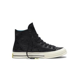 CONVERSE CHUCK TAYLOR 70 HI BLACK/SPRAY PAINT BLUE/EGRET DC COMICS BATMAN CC16BAT-155358C