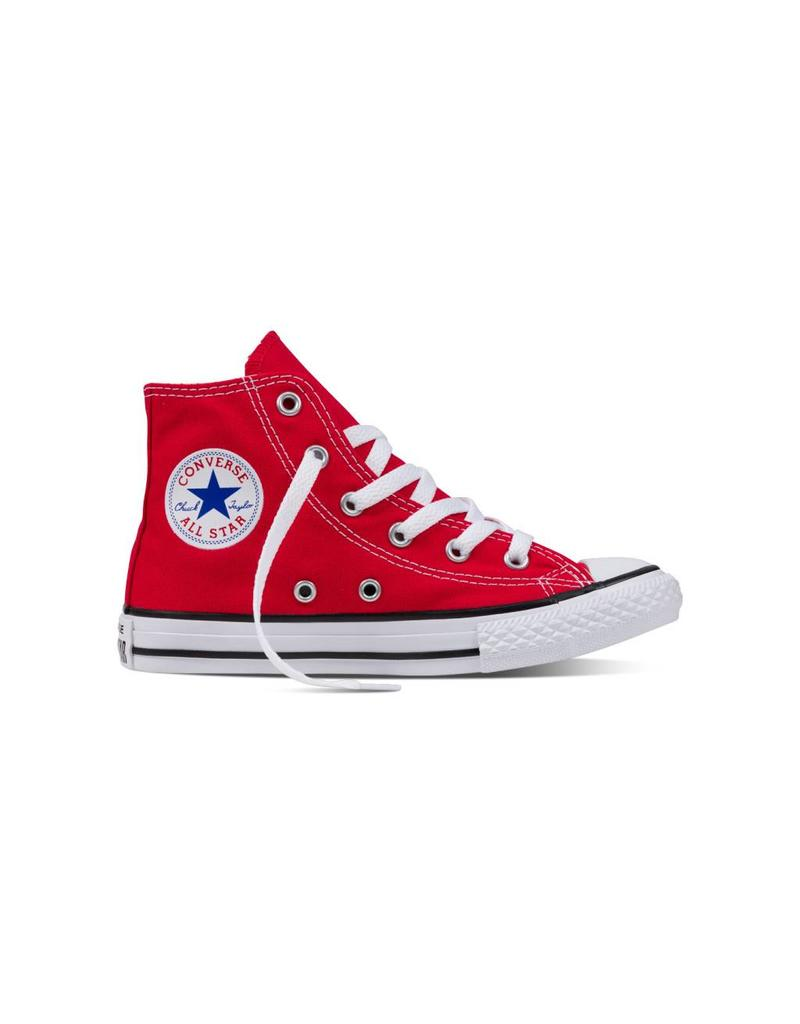 CONVERSE YOUTH CHUCK TAYLOR HI RED C3CR-3J232C