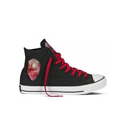 CONVERSE Chuck Taylor HI BLACK SABBATH BLACK RED C14BSR-143251C