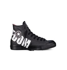 CONVERSE Chuck Taylor All Star HI LEATHER SEX PISTOLS BLACK  C16SPH-151896C
