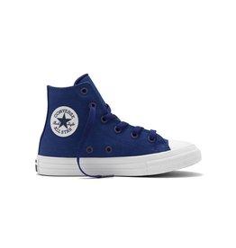 CONVERSE CHUCK TAYLOR II HI SODALITE BLUE/WHITE/NAVY CV2HN-350146C
