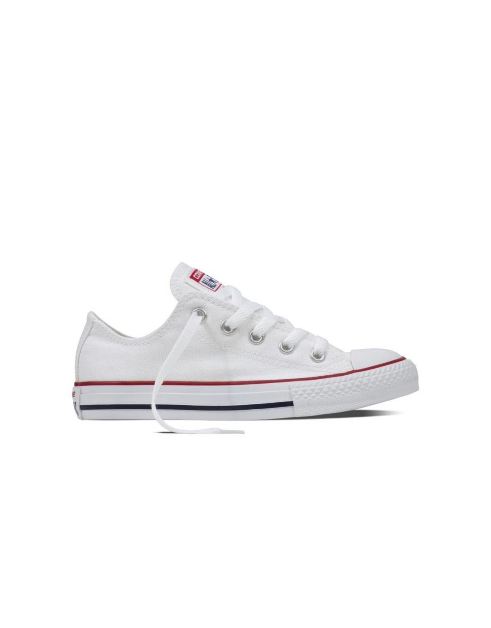 CONVERSE YOUTH CHUCK TAYLOR OX OPTICAL WHITE C3OPJ-3J256C