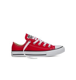 CONVERSE YOUTH CHUCK TAYLOR OX RED C3CRJ-3J236C