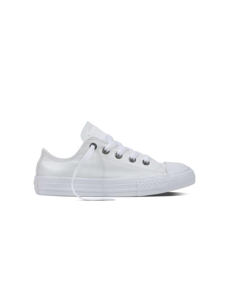 CONVERSE CHUCK TAYLOR OX WHITE/WHITE/WHITE CWMWJ-355564C