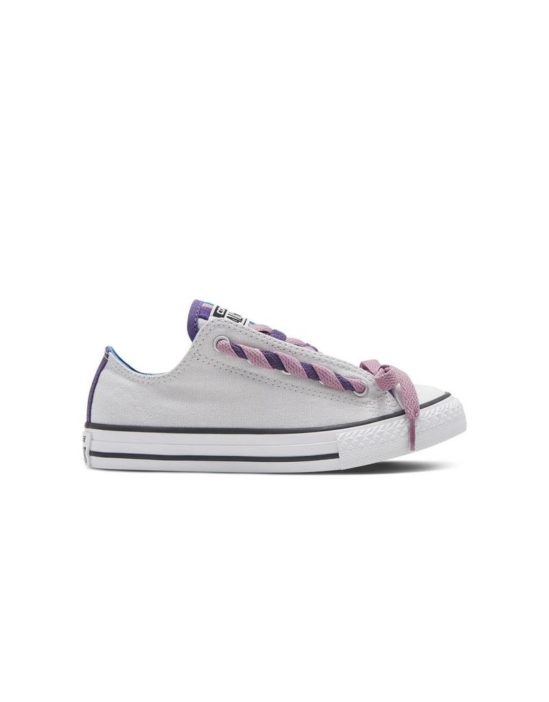 CONVERSE CHUCK TAYLOR ALL STAR LOOPHOLES SLIP MOOSE BLUE PURPLE CVLOM-651744C