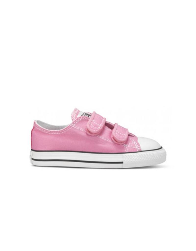 CONVERSE INFANT CHUCK TAYLOR 2V OX PINK COVP-709447F