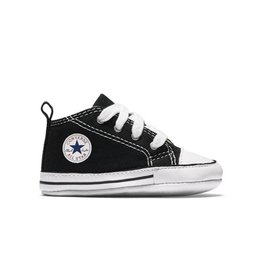 CONVERSE CHUCK TAYLOR FIRST STAR HI BLACK/WHITE C12B-8J231