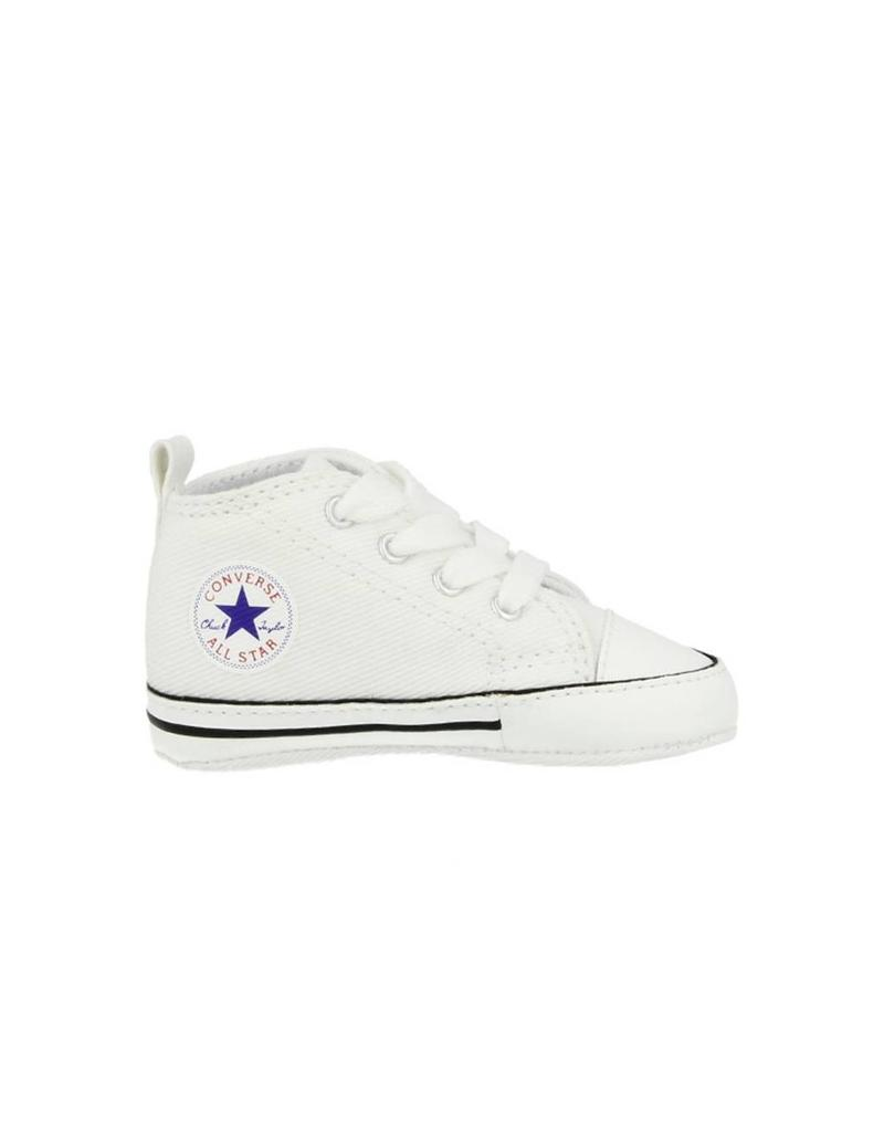 CONVERSE CHUCK TAYLOR FIRST STAR WHITE C12OP 88877