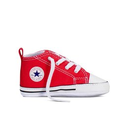 CONVERSE CHUCK TAYLOR FIRST STAR HI RED C12CR-88875
