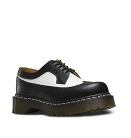 DR. MARTENS 3989 BLACK&WHITE SMOOTH 500BW-R10458001