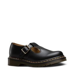 DR. MARTENS POLLEY BLACK SMOOTH M90B-R14852001