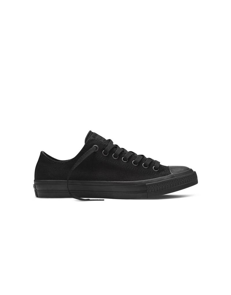 CONVERSE Chuck Taylor All Star  II OX BLACK BLACK BLACK CT2LMO-151223C