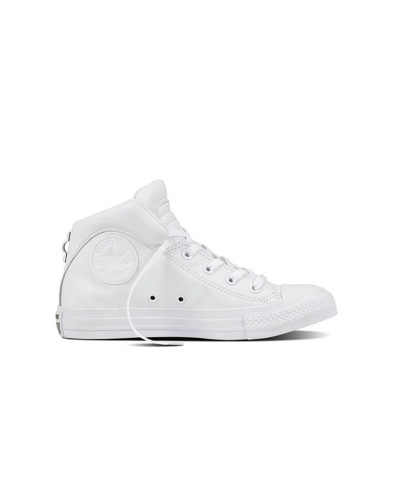CONVERSE CHUCK TAYLOR BROOKLINE MID WHITE/WHITE/WHITE CC17BKW-557959C