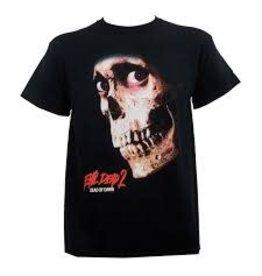 Evil Dead 2 Skull Shirt
