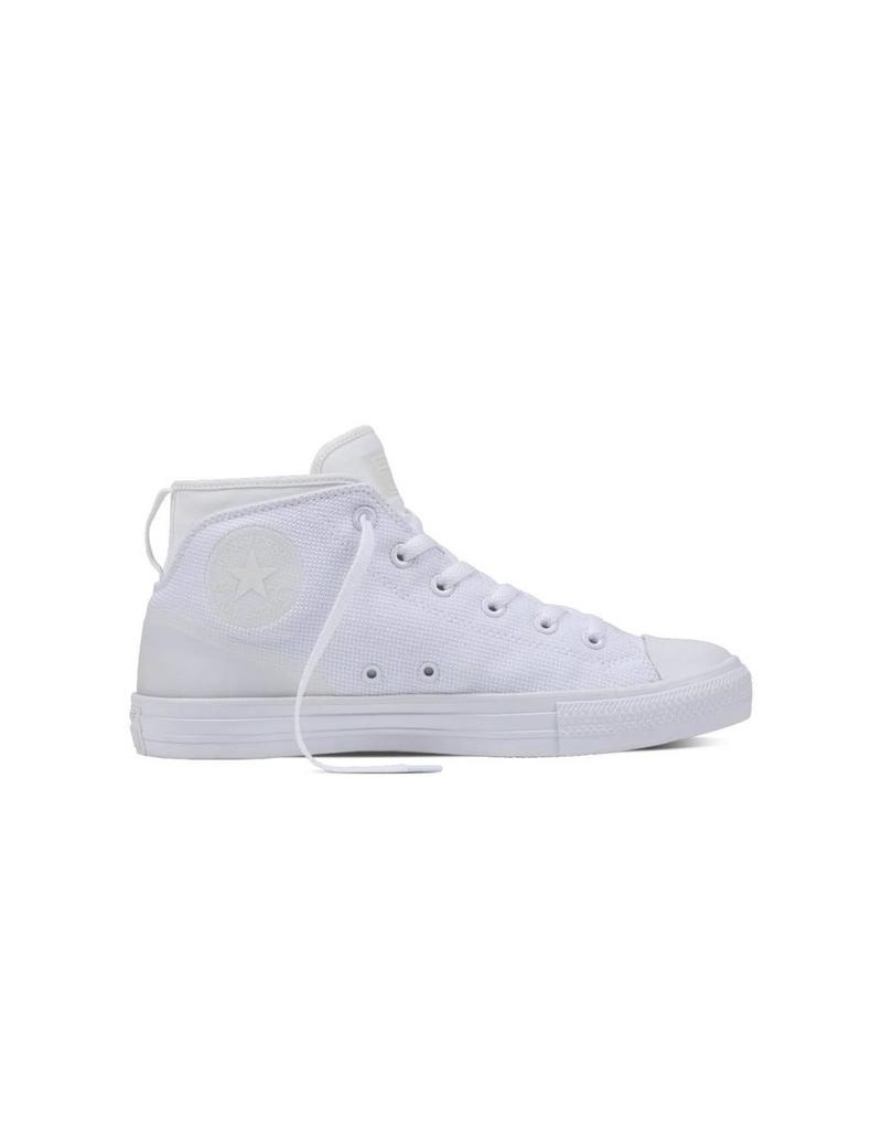 CONVERSE CHUCK TAYLOR SYDE STREET MID WHITE/WHITE/WHITE C798SYW-155490C