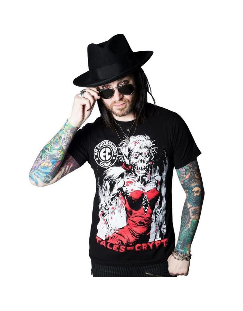 KREEPSVILLE 666 - Tales From The Crypt Dream Tate T-Shirt