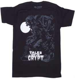 KREEPSVILLE 666 - Tales From The Crypt Grey Wolf T-Shirt