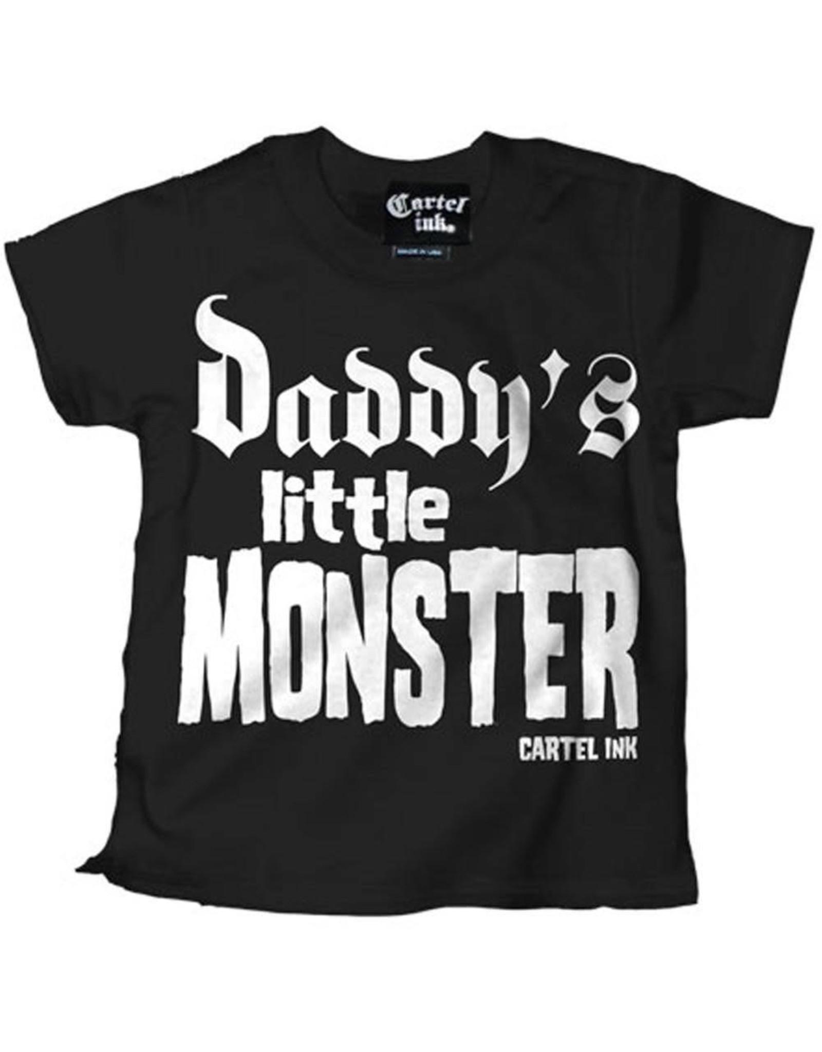 CARTEL INK - Tee Lil Monster