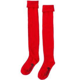 SOURPUSS SOURPUSS - Red Socks