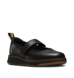 DR. MARTENS ASKINS BLACK TEMPERLEY SPACER MESH M96B-R22624001