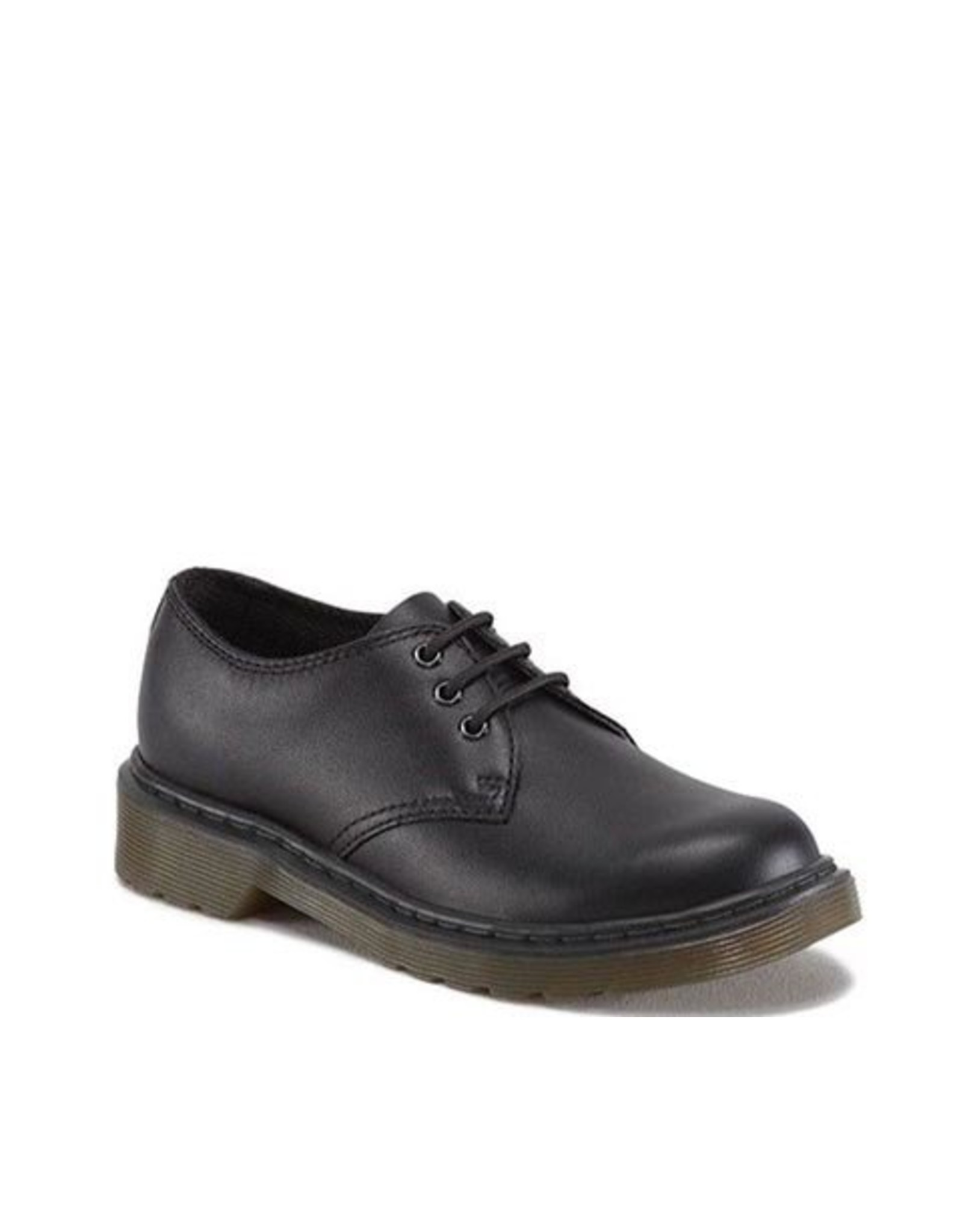 DR. MARTENS EVERLEY JUNIORS BLACK SOFTY Y301JB-R15378001