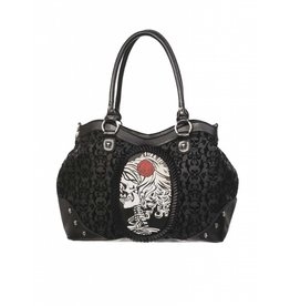 BANNED - Cameo Lady Rose Handbag