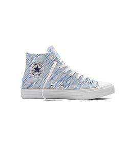 CONVERSE Chuck Taylor All Star  II HI WHITE ROADTRIP BLUE NAVY CT2HLW-151085C