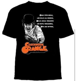 Clockwork Orange Come With Uncle Shirt