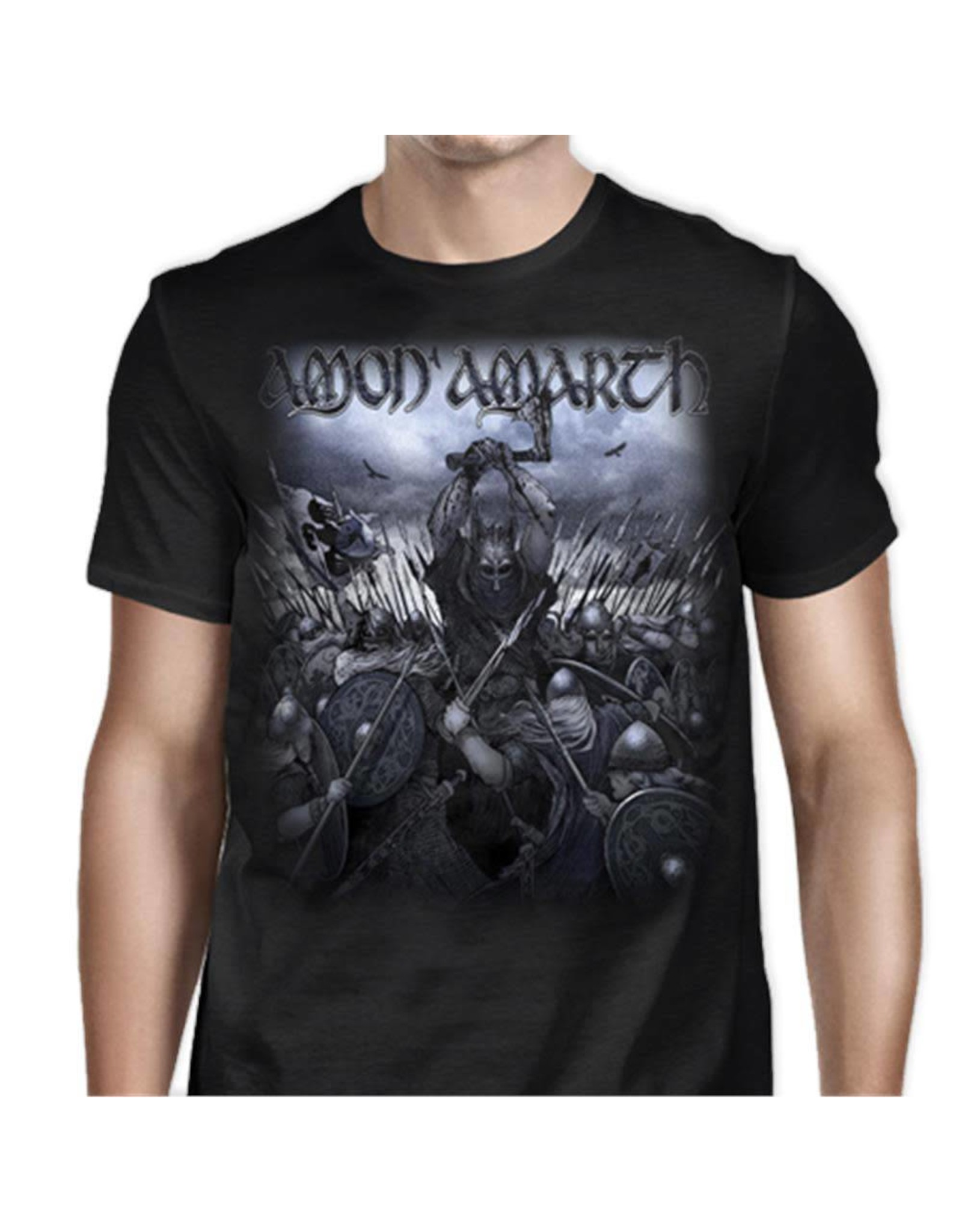 Amon Amarth Wolf Lord Shirt