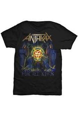 Anthrax For All Kings Shirt