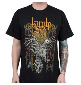 Lamb of God Crow Shirt